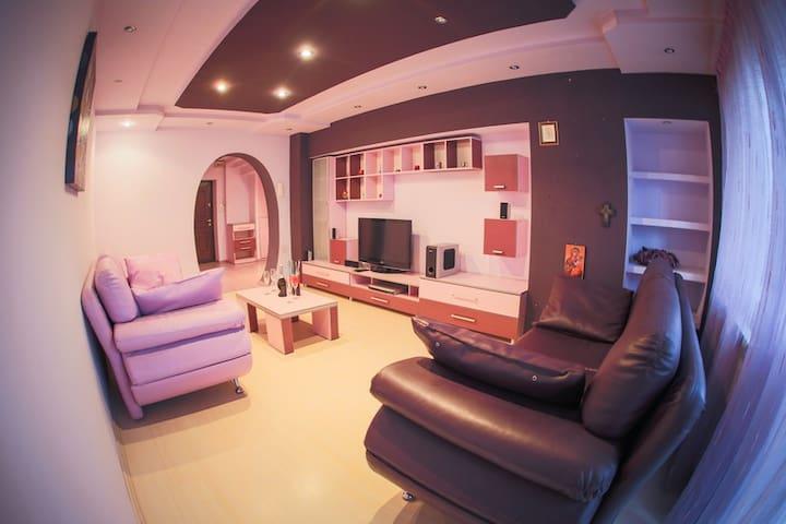 Hexi Apartment - București - Leilighet