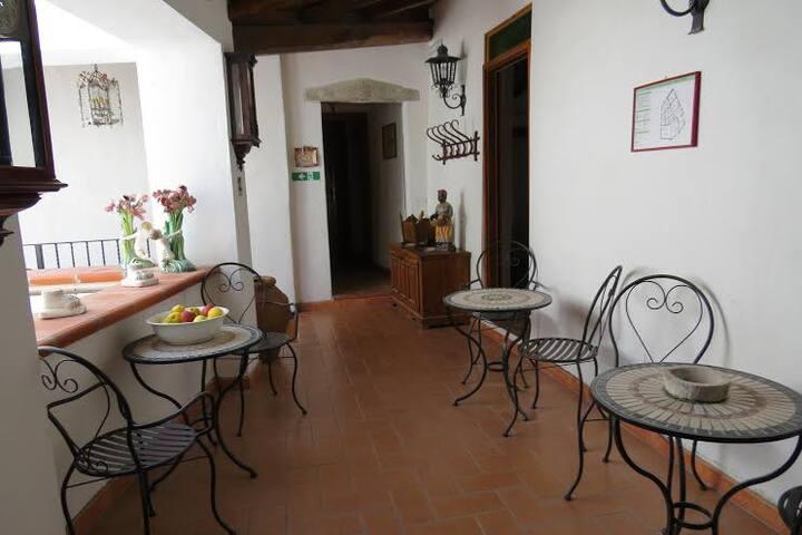Elegenate Bed and Breakfast al centro di Todi - Todi - ที่พักพร้อมอาหารเช้า