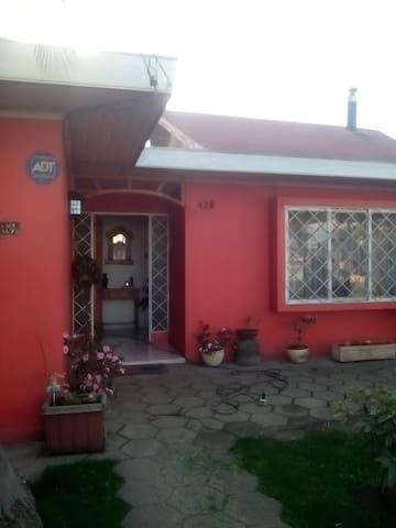 Loteo Prosperidad, avenida Lircay - Talca - Casa