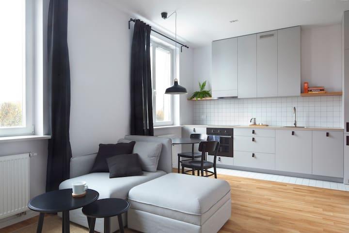 ShortStayPoland Pulawska (B17) - Warszawa - Apartament