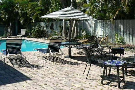Clean &Quiet Piece of Paradise 2 Bedroom