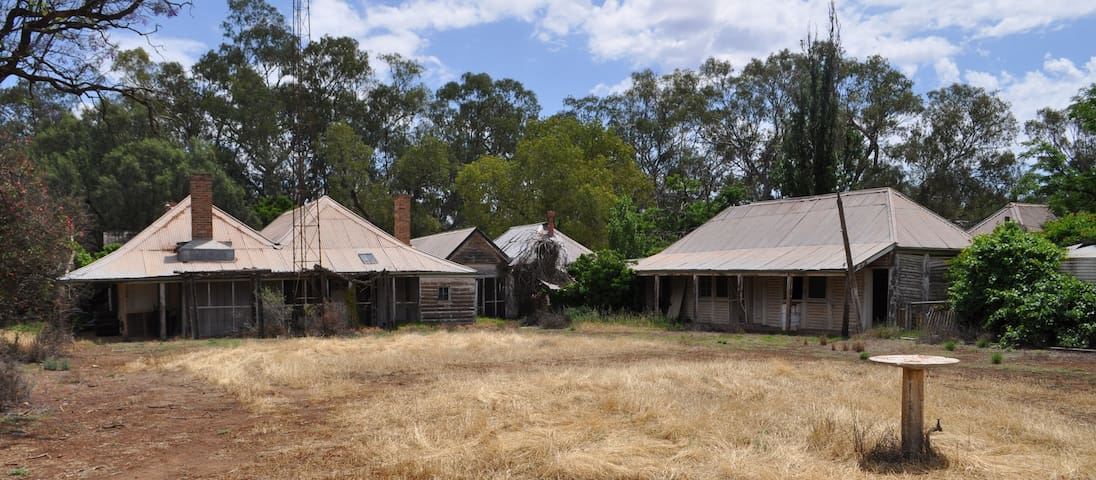 The shack - Historic Merri Merrigal