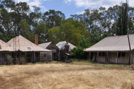The shack - Historic Merri Merrigal