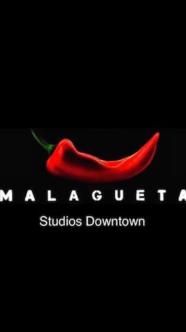 Malagueta studios downtown