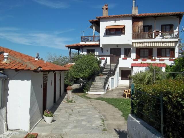 δροσερο διαμερισμα σε Villa - Nea Poteidaia - Condominium