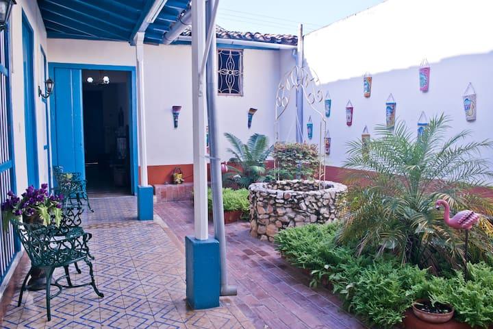 Habitación  3, Casa Colonial Yunai