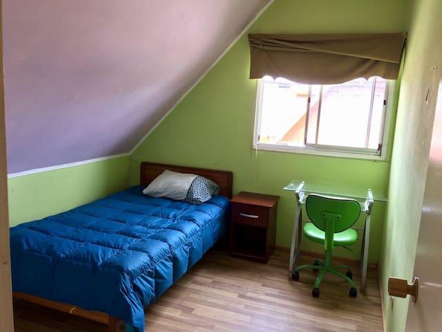 Acogedor Dormitorio - Temuco