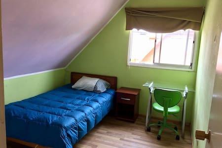 Acogedor Dormitorio - Temuco - Casa
