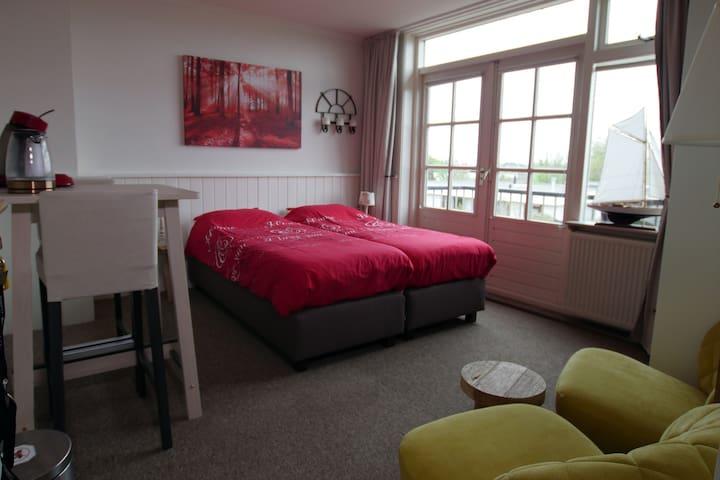 Fijne 2 persoons kamer op Texel