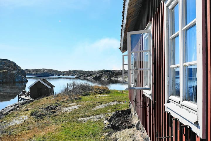 4 person holiday home in KLÖVEDAL