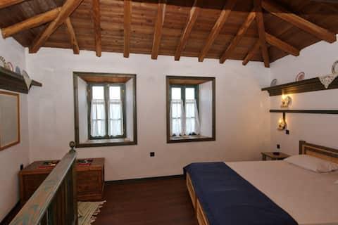 Theodora's Blue Apartment