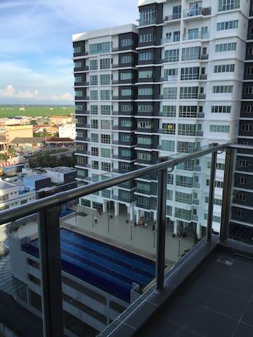 Sekinchan Homestay E - Sekinchan - Condominium