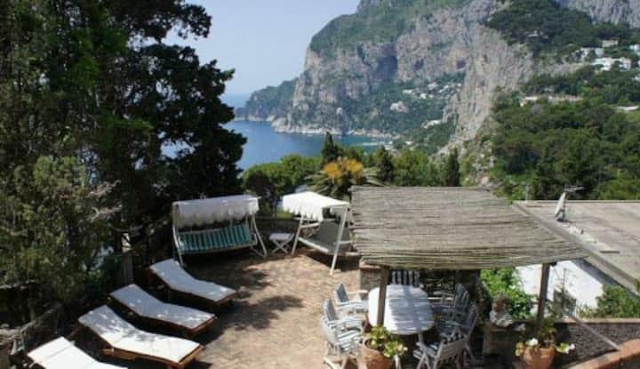 Villa Capri Terrazza Tragara