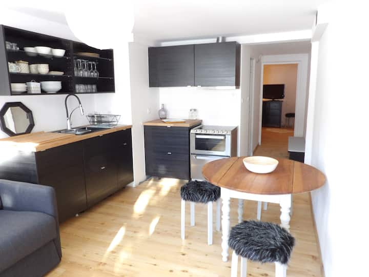 appartement moderne au départ des pistes