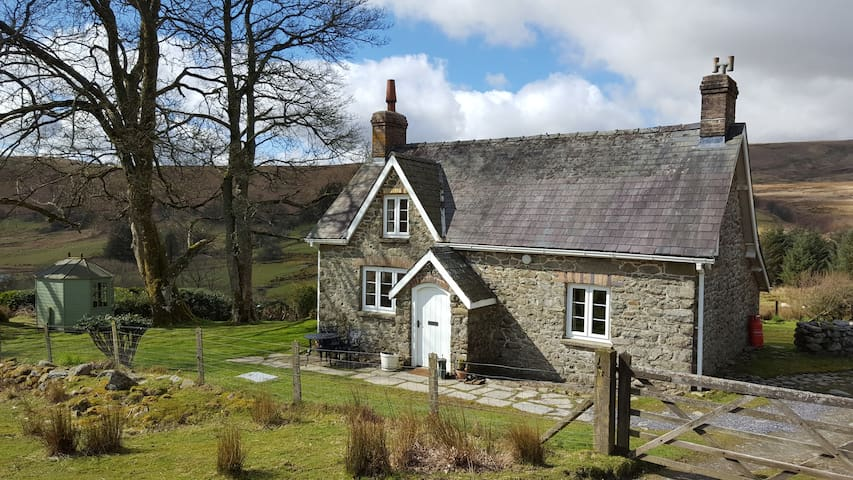 Little Pudding Cottage - Powys - Dom