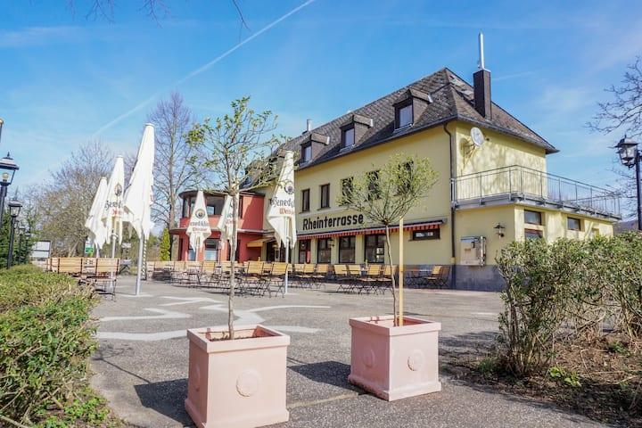 Rheinterrasse Wohnung 1
