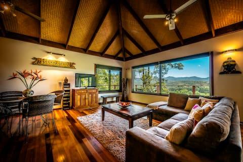Lombok On Waterfall Retreat Villa
