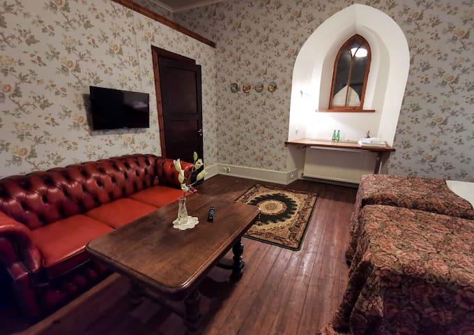 Little Lady's room in Laitse Castle