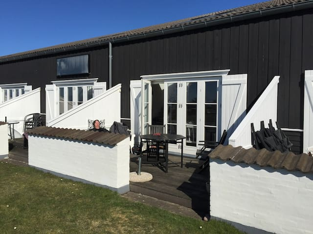 Skøn Ferielejlighed til Limfjorden