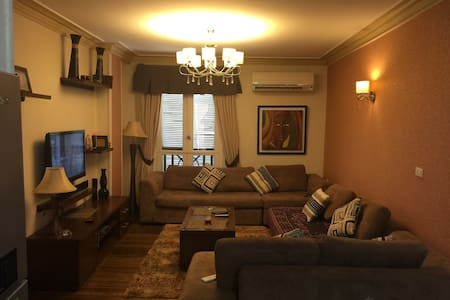 Cozy apartment with parking & view - New Cairo City
