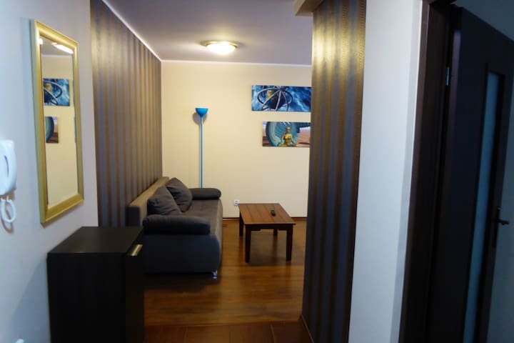 APARTAMENT BLUE LOFT - Białystok - Apartment