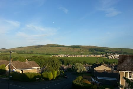 Comfortable double/family rooms nr Skipton Castle