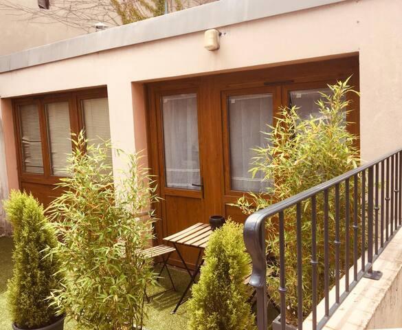 Maison de ville 2 chambres 40m² Tassin proche Lyon