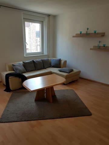 Ferienwohnung auch für Monteure und Langzeit - Brüggen - Flat