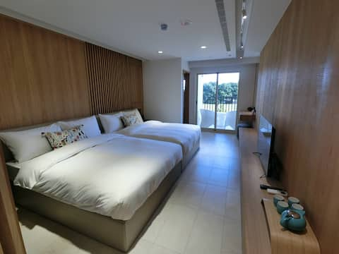 Prenez place au Tai Khe Bridge Preferred Pure Realm🥰 Quad Room