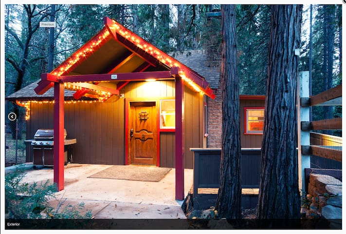 Fresh and cozy mountain retreat with hot tub! - Idyllwild-Pine Cove - Casa