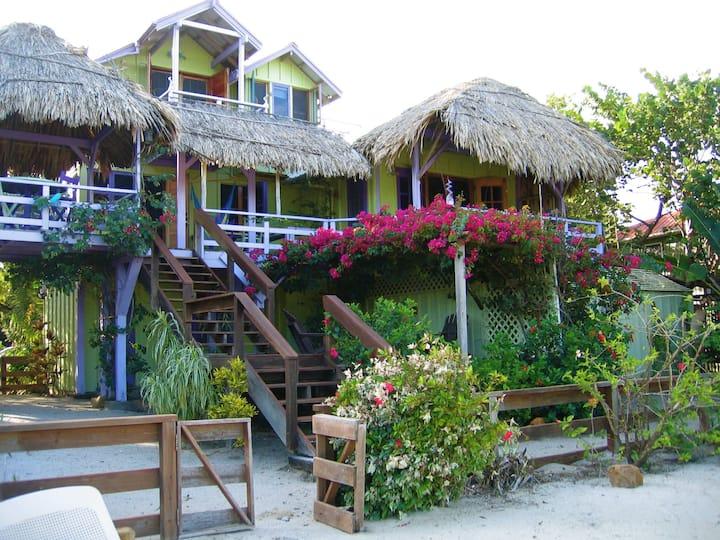 Casa Beya: ON SAND w/ dock, SUP's, Kayaks & Bikes