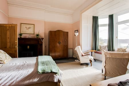 The Grand Suite - superb sea views - Carmarthenshire - House