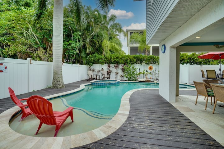 Paradise Palms all you need for your beach getaway with private pool & Spa