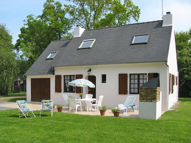 Holiday home in Morieux