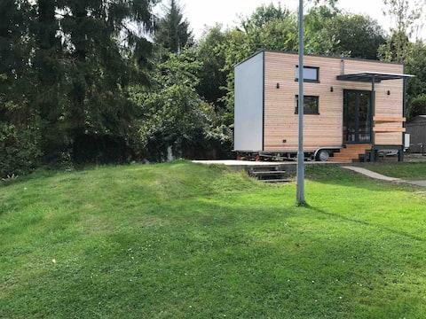 Acogedora mini casa en la naturaleza