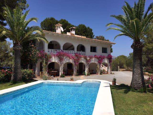 Villa Chalet del Sol: Nice Studio Apartment - L'Alfas del Pi - Lejlighed