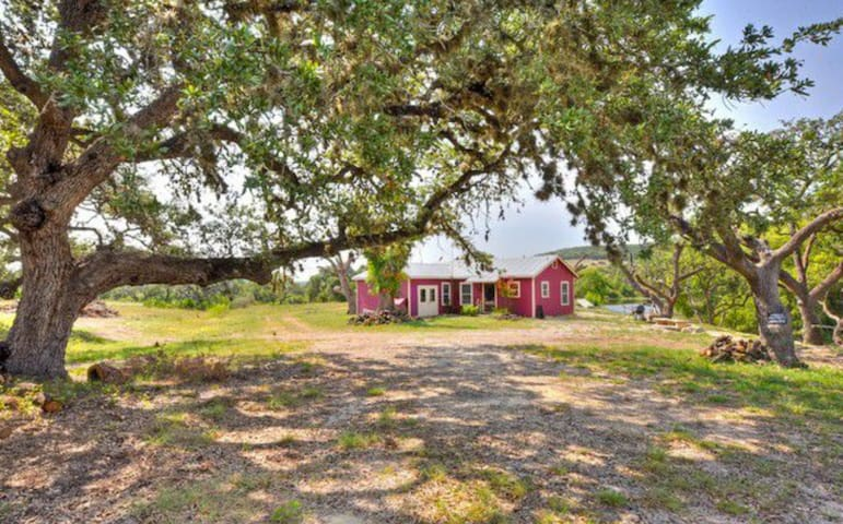 Rustic Lakeside Cottage + Acreage