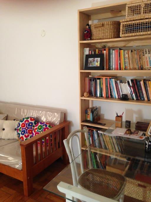 Espaço de estudo