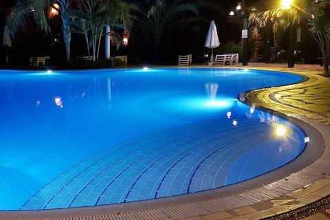 Luxury 1bedroom-Delta Sharm-located between 2pools