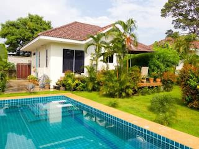 Bangsarayvilla pool Villa