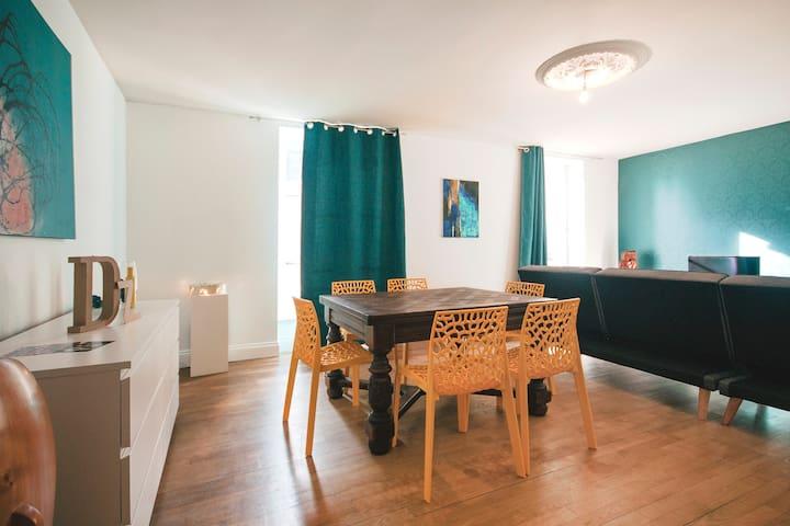 Appartement - Port Rhu - 83m²