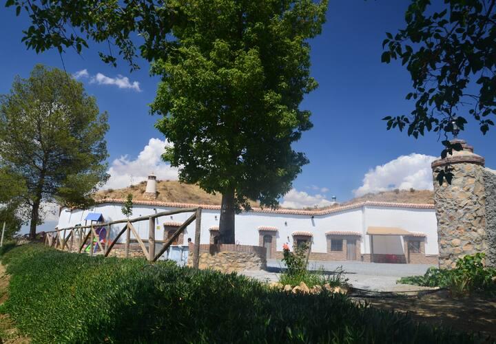 Alojamiento rural  El Cortijo Gachas