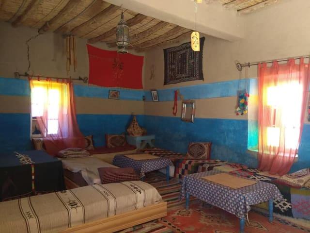 hotel in merzouga desert