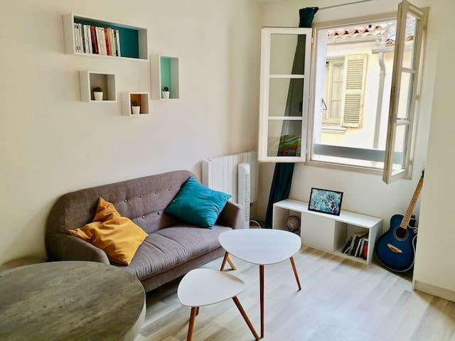Charmant studio en plein coeur de Toulon