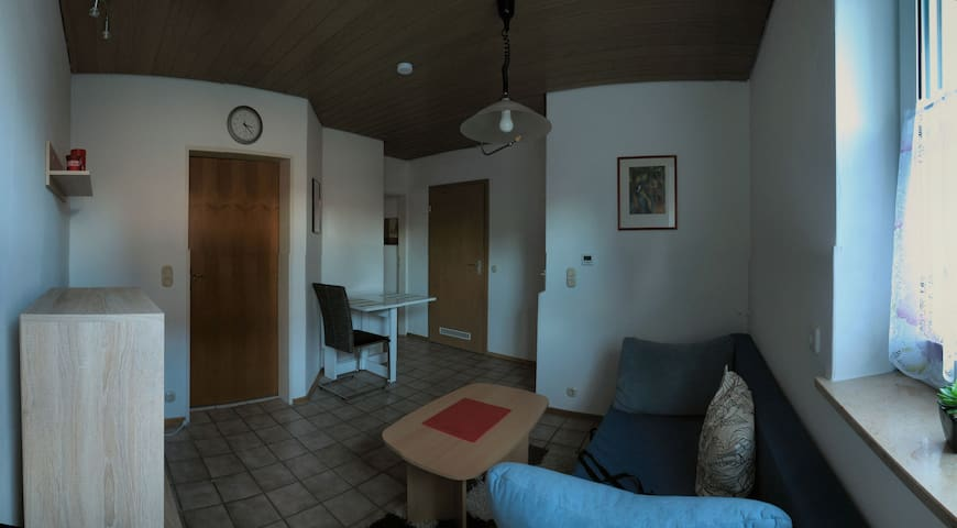 Ferienwohnung Wolgschaft - Erdgeschoss - Schongau