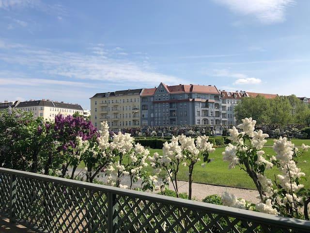 Gemütliches Zuhause in Berlin Charlottenburg