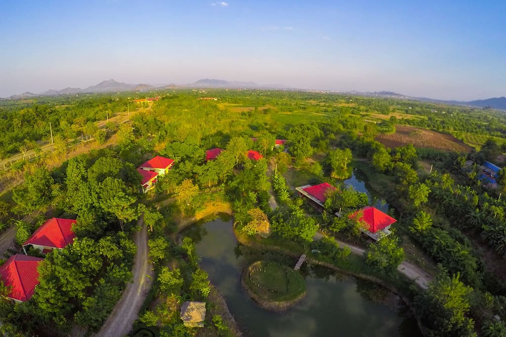 Relaxing Eco Resort in NW Cambodia - Bed & Breakfasts for Rent in ...