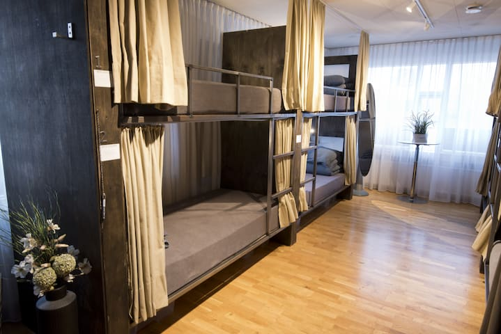 B14 - Bunk Bed in Female Dormitory Room