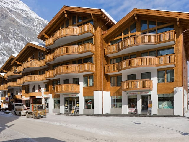 Apartment Zur Matte B for 2 persons in Zermatt