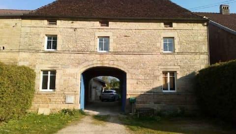 Studio near luxeuil